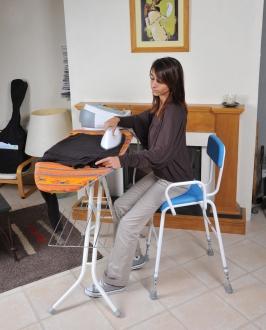 chaise haute de cuisine médicale