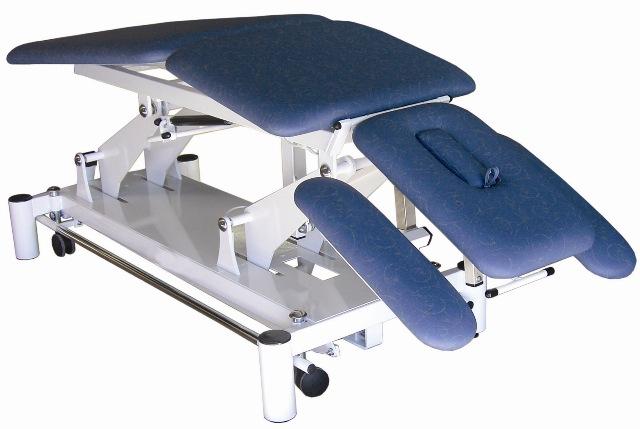 Table électrique Espace 5 plans avec cyphose