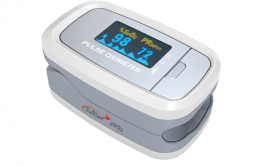 Oxymètre de pouls doigtier Fullcare SPO2