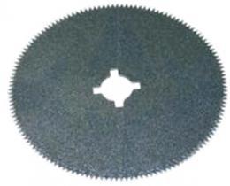 Lame de scie à platre pour résine 65 mm